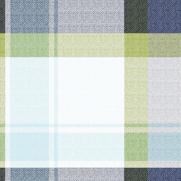 Serviette Marc in Blau-Kiwi aus Linclass® Airlaid 40 x 40 cm, 12 Stück