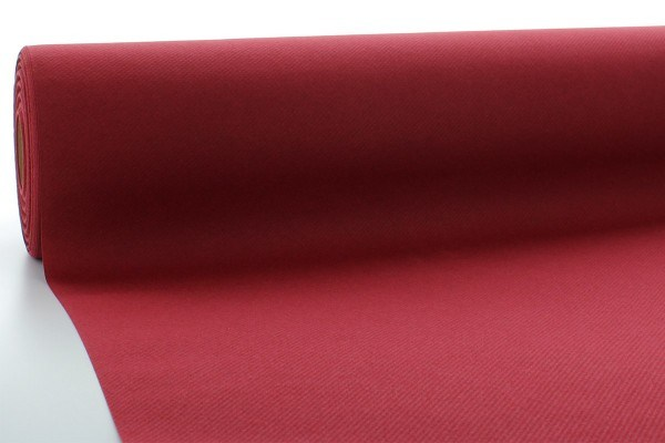 Airlaid Tischdeckenrolle Bordeaux, 80 cm x 40 m , 1 Stück