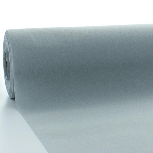Tischdeckenrolle Grau aus Linclass® Airlaid 120 cm x 25 m, 1 Stück