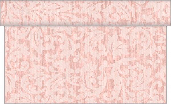 Tischläufer Mika in aprikot aus Linclass® Airlaid 40 cm x 4,80 m, 1 Stück