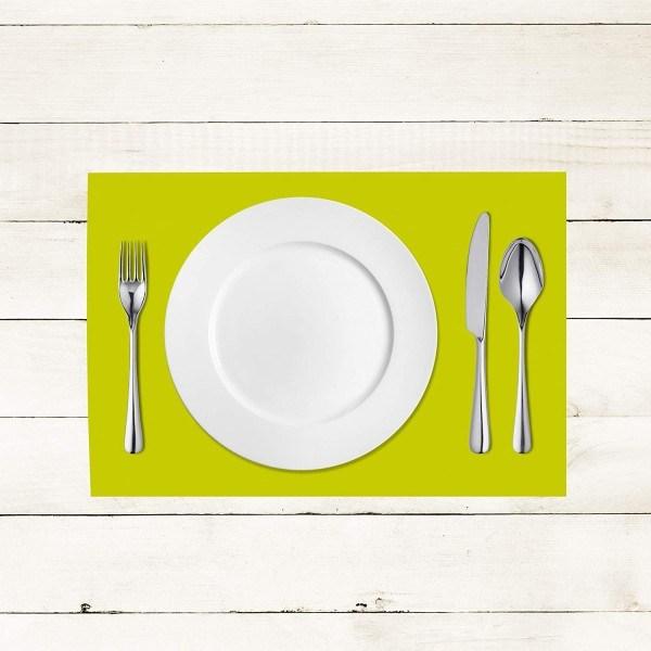 Tischset Kiwi aus Linclass® Airlaid 40 x 30 cm, 100 Stück