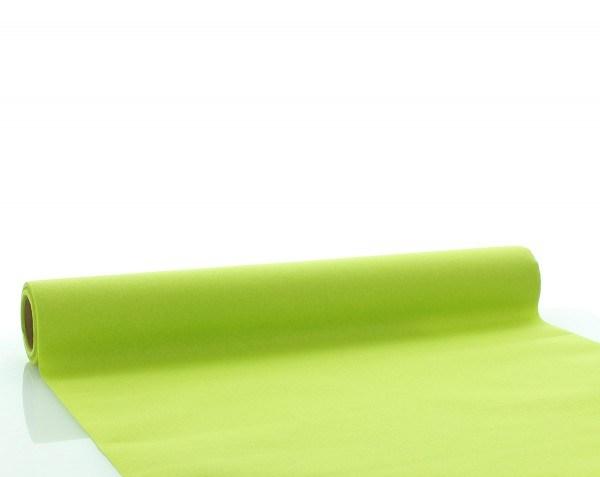 Tischläufer Kiwi aus Linclass® Airlaid 40 cm x 4,80 m, 1 Stück