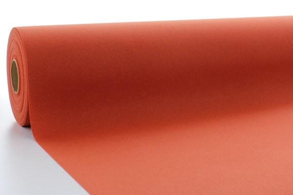 Airlaid Tischdeckenrolle Terrakotta, 80 cm x 40 m , 1 Stück