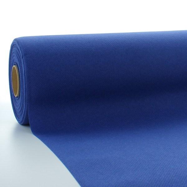 Tischdeckenrolle Royalblau aus Linclass® Airlaid 120 cm x 25 m, 1 Stück