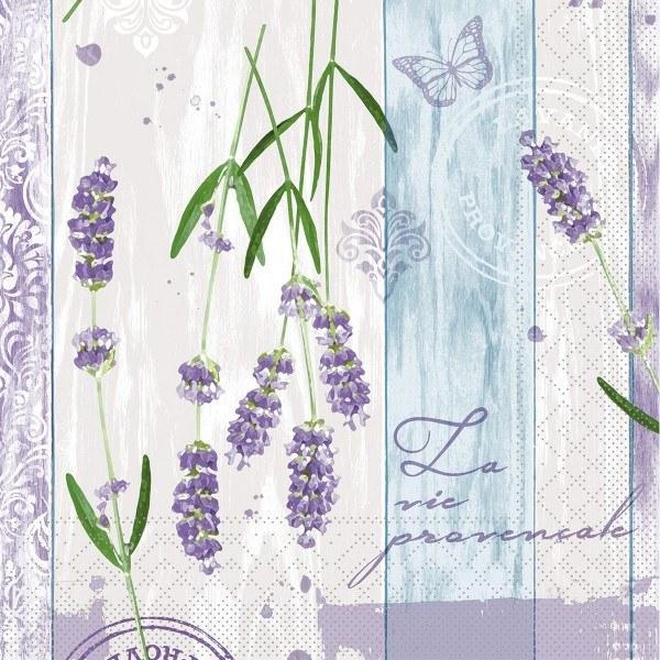 Serviette Lavinia aus Tissue 33 x 33 cm, 100 Stück