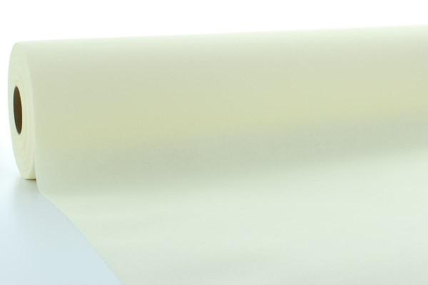 Airlaid Tischdeckenrolle Champagner, 120 cm x 40 m , 1 Stück