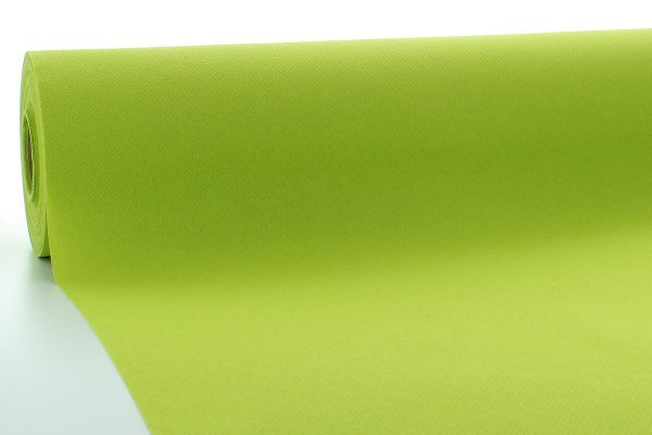 Airlaid Tischdeckenrolle Kiwi, 80 cm x 40 m , 1 Stück