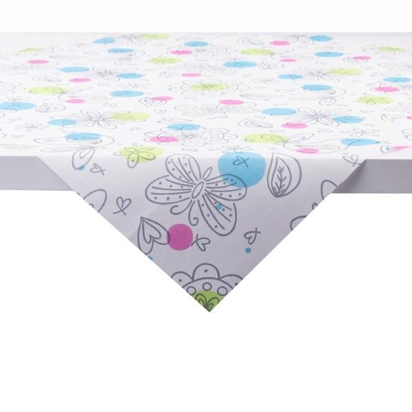 Tischdecke Petra aus Linclass® Airlaid 80 x 80 cm, 1 Stück