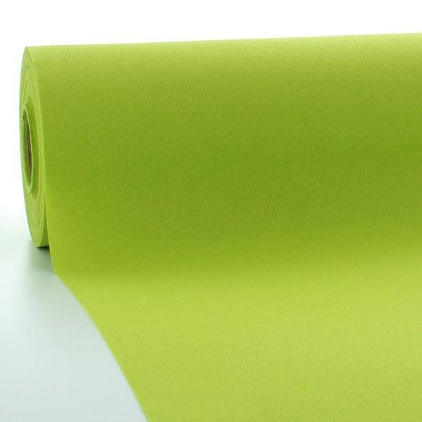 Tischdeckenrolle Kiwi aus Linclass® Airlaid 120 cm x 25 m, 1 Stück
