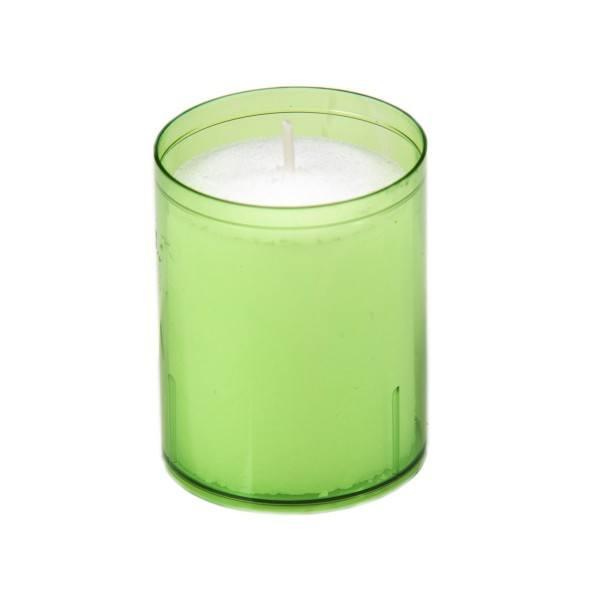 Sovie® Refill Kerzen in kiwi 24 Stück im Tray