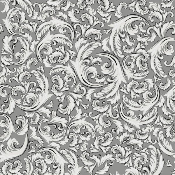 Tischdecke Cascade in grau aus Linclass® Airlaid 80 x 80 cm, 20 Stück