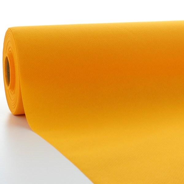 Tischdeckenrolle Curry aus Linclass® Airlaid 120 cm x 25 m, 1 Stück