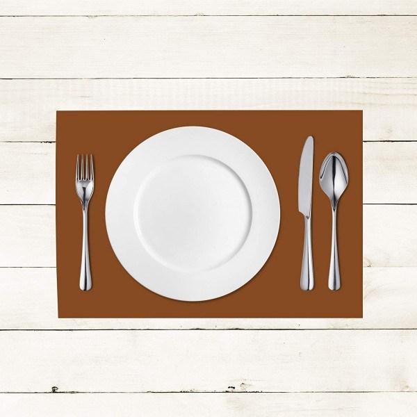 Tischset Bronze aus Linclass® Airlaid 40 x 30 cm, 100 Stück