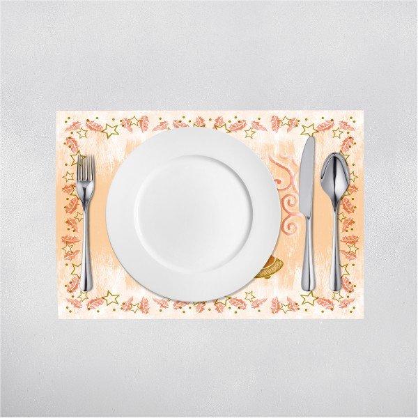 Tischset Harmony in Aprikot aus Linclass® Airlaid 40 x 30 cm, 100 Stück
