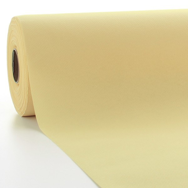 Tischdeckenrolle Sahara aus Linclass® Airlaid, 120 cm x 25 m, 1 Stück