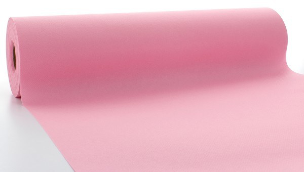 Tischläufer Rosa aus Linclass® Airlaid 40 cm x 24 m, 1 Stück