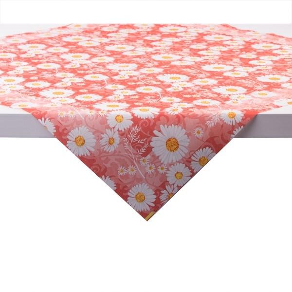 Tischdecke Lissy in rot aus Linclass® Airlaid 80 x 80 cm, 20 Stück