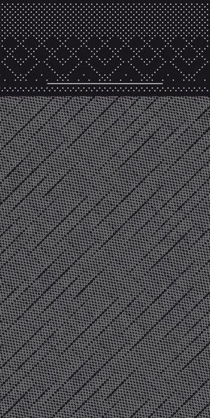 Besteckserviette Schwarz aus Tissue Deluxe® 40 x 40 cm, 100 Stück