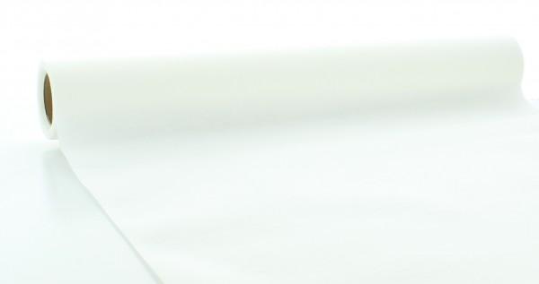 Tischläufer Weiss aus Linclass® Airlaid 40 cm x 4,80 m, 1 Stück