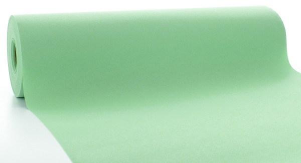 Tischläufer Pistazie aus Linclass® Airlaid 40 cm x 4,80 m, 1 Stück