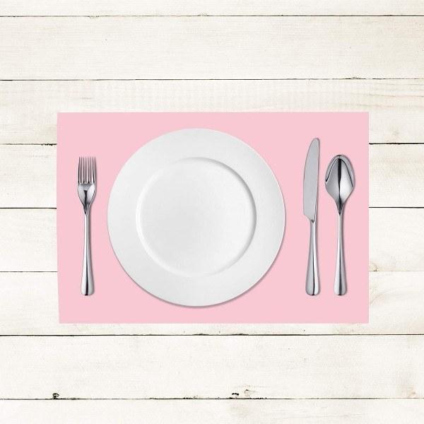 Tischset Rosa aus Linclass® Airlaid 40 x 30 cm, 100 Stück