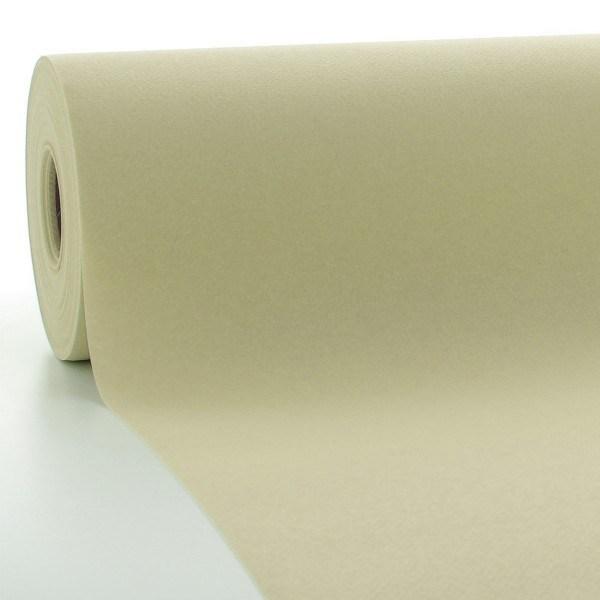 Tischdeckenrolle Oliv aus Linclass® Airlaid 120 cm x 25 m, 1 Stück