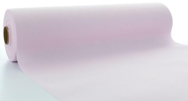 Tischläufer Hellrosa aus Linclass® Airlaid 40 cm x 24 m, 1 Stück