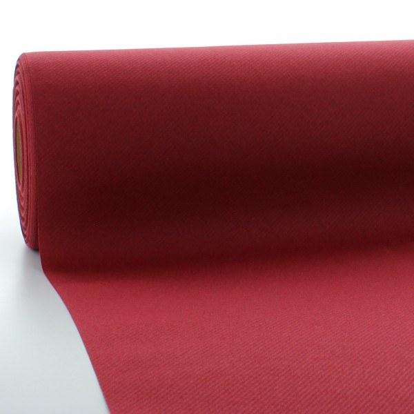 Tischdeckenrolle Bordeaux aus Linclass® Airlaid 120 cm x 25 m, 1 Stück