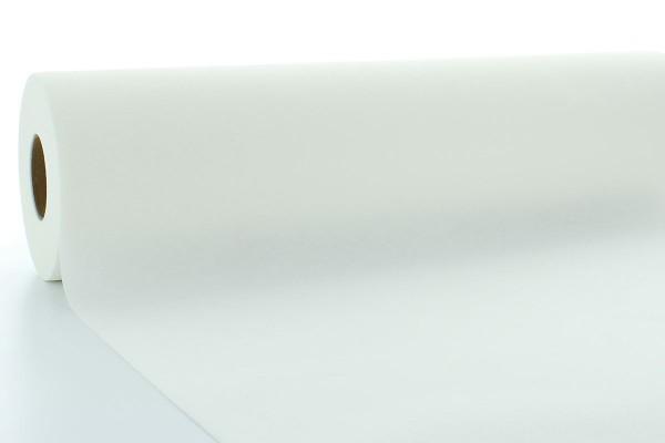 Airlaid Tischdeckenrolle Weiß, 80 cm x 40 m , 1 Stück