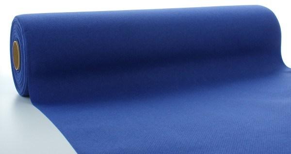 Tischläufer Royalblau aus Linclass® Airlaid 40 cm x 24 m, 1 Stück