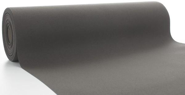 Tischläufer Beige-Grey aus Linclass® Airlaid 40 cm x 24 m, 1 Stück