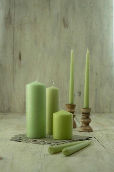 Sonderposten Kerzen Stumpenkerzen Spitzkerzen Schwimmkerzen gemischt - 5 kg
