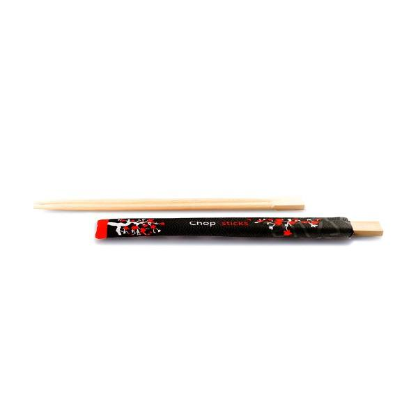 Essstäbchen, Chopsticks aus Bambus, 210 mm, 100 Stück