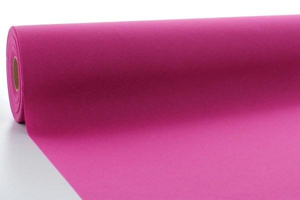 Airlaid Tischdeckenrolle Violett, 80 cm x 40 m , 1 Stück