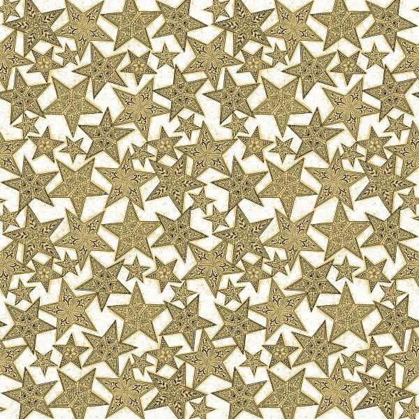 Tischdecke Gitte in Gold-Schwarz aus Linclass® Airlaid 80 x 80 cm, 20 Stück