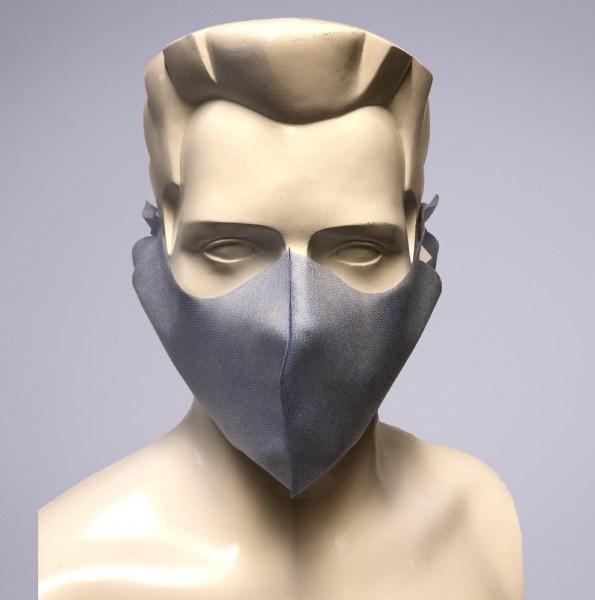 Sovie Care Einweg Behelfs- Mund- und Nasenmaske M4 in Blau aus PP-Vlies - 600 Stück - Masken