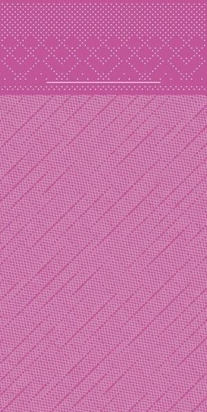 Besteckserviette Violett aus Tissue Deluxe® 40 x 40 cm, 100 Stück