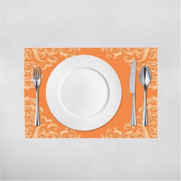 Tischset Cascade in Terrakotta aus Linclass® Airlaid 40 x 30 cm, 100 Stück