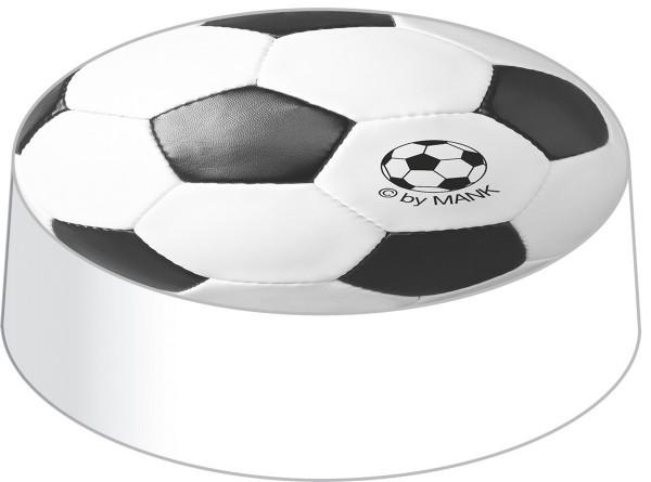 Glasabdeckungen aus hochwertigem Karton, Fussball, Ø 86 mm, 200 Stück