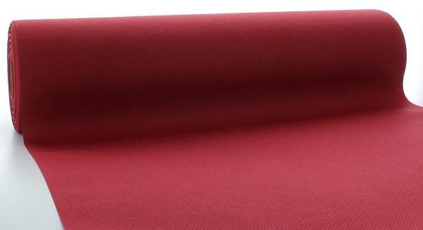 Tischläufer Bordeaux aus Linclass® Airlaid 40 cm x 24 m, 1 Stück