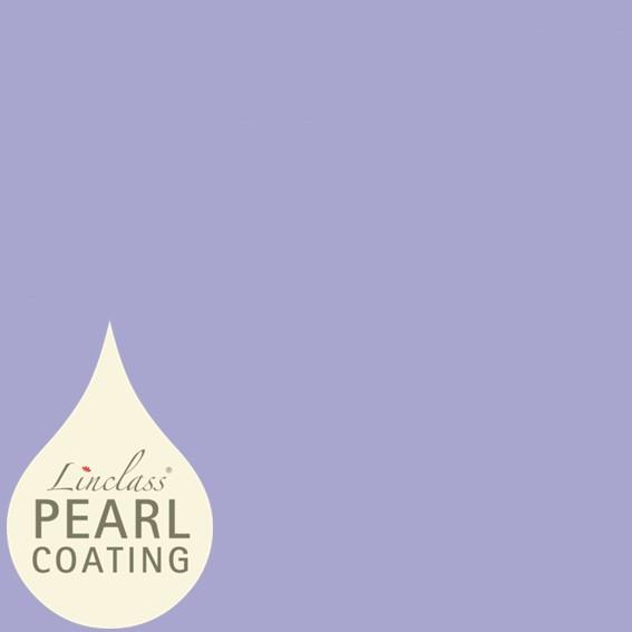 Tischdecke Lila mit Pearl Coating (wasserabweisend) 80 x 80 cm, 15 Stück