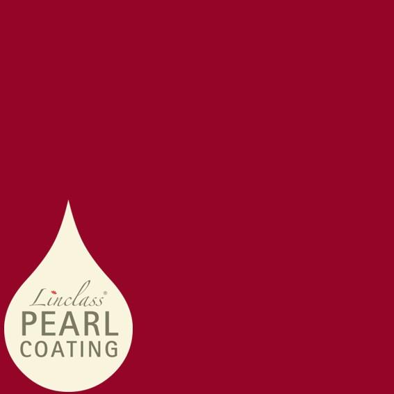 Tischdecke Bordeaux mit Pearl Coating (wasserabweisend) 80 x 80 cm, 15 Stück