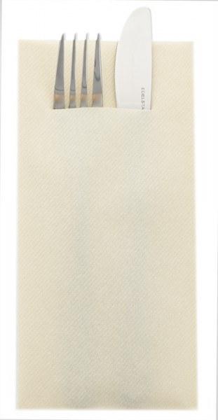 Unibesteckserviette-creme-Airlaid-SovieHome-68468