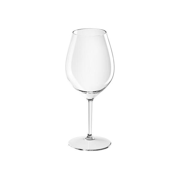 Mehrweg-Weinglas aus TT, Transparent, 510ml, 1 Stück