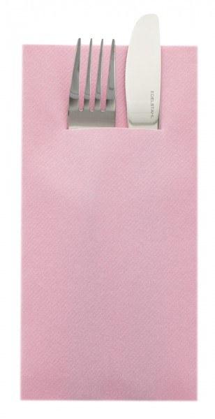 Unibesteckserviette-rosa-Airlaid-SovieHome-68477