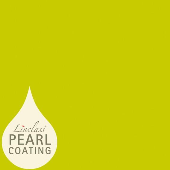 Tischdecke Kiwi mit Pearl Coating (wasserabweisend) 80 x 80 cm, 15 Stück