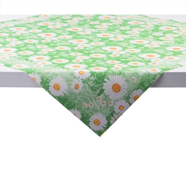 Tischdecke Lissy in grün aus Linclass® Airlaid 80 x 80 cm, 20 Stück