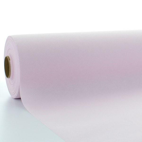 Tischdeckenrolle Hellrosa aus Linclass® Airlaid 120 cm x 25 m, 1 Stück