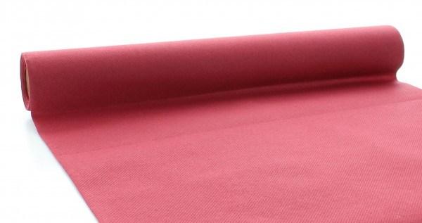 Tischläufer Bordeaux aus Linclass® Airlaid 40 cm x 4,80 m, 1 Stück