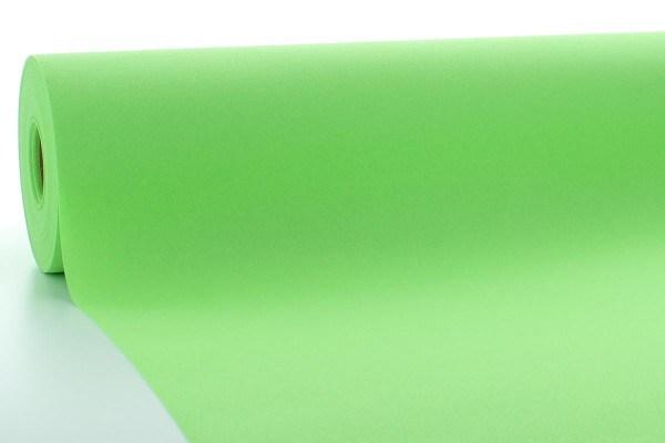 Airlaid Tischdeckenrolle Apfelgrün, 120 cm x 40 m , 1 Stück